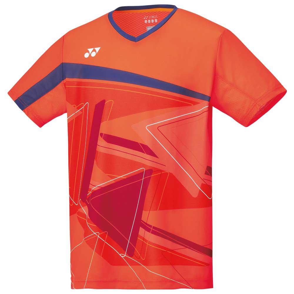 Yonex Crew Neck S Flash Orange