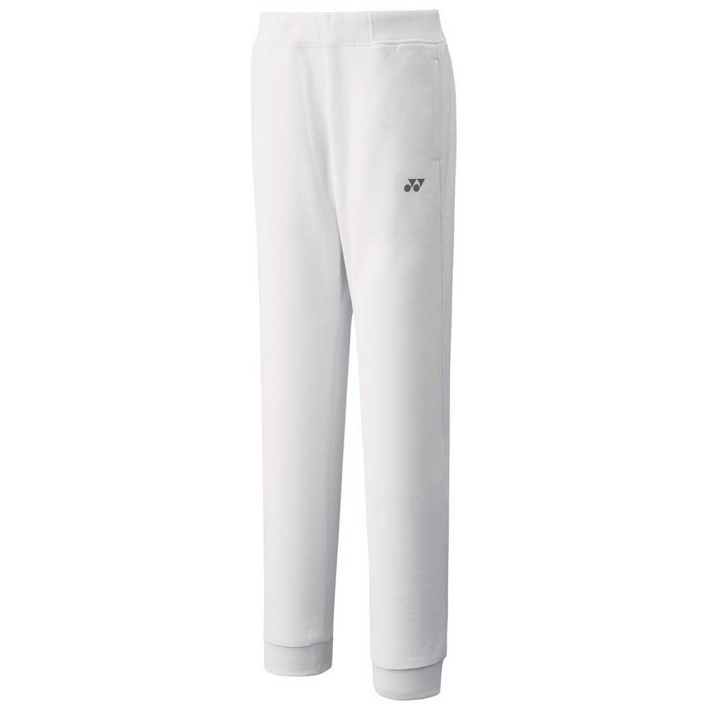 Yonex Sweat Pants M White