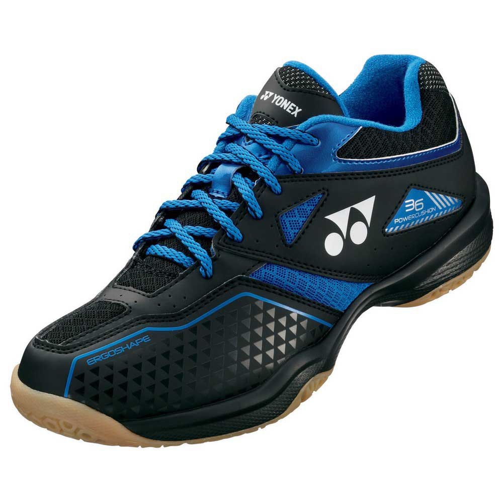 Yonex Power Cushion 36 EU 39 Black / Blue