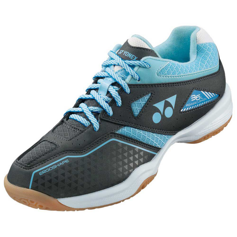 Yonex Power Cushion 36 EU 36 Charcoal Gray