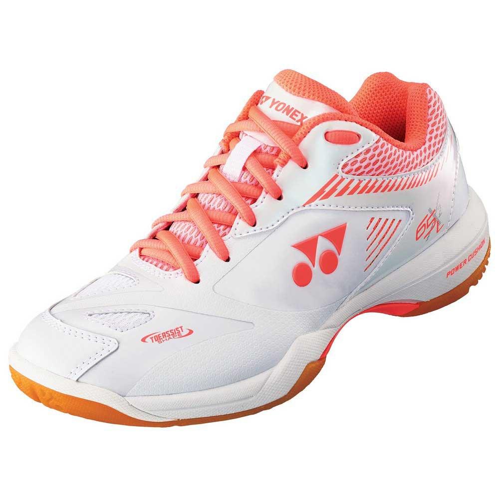 Yonex Chaussures Indoor Power Cushion 65 X2 EU 36 White