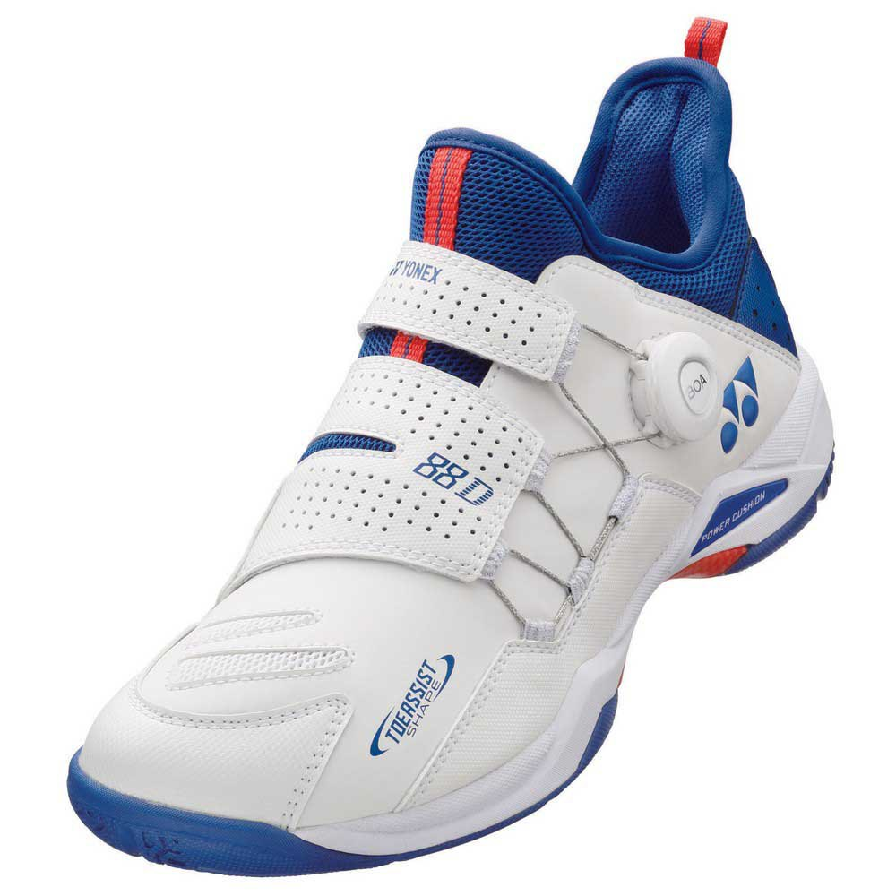 Yonex Chaussures Indoor Power Cushion 88 Dial EU 41 White / Blue