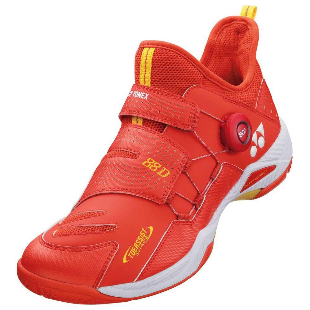 Yonex Chaussures Indoor Power Cushion 88 Dial EU 40 Bright Red