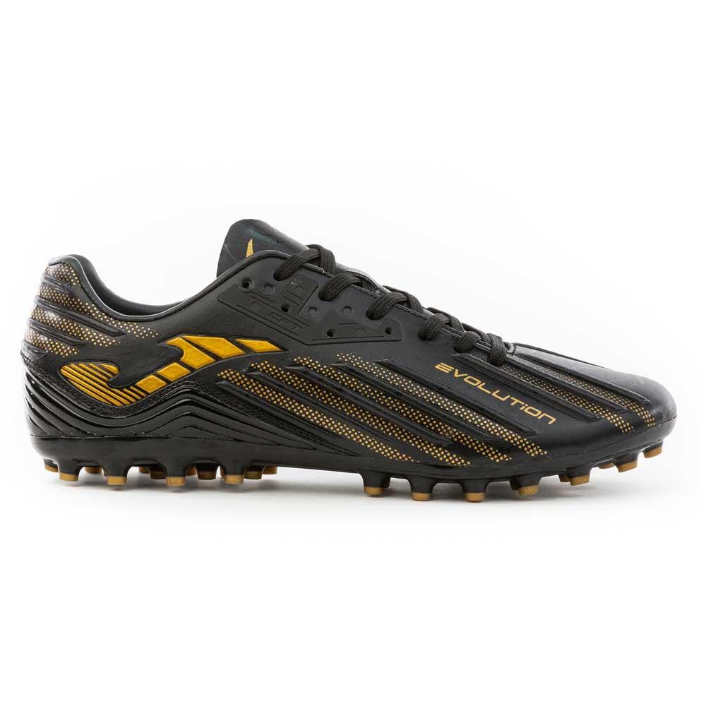 Joma Chaussures Football Evolution Ag EU 44 Black / Gold