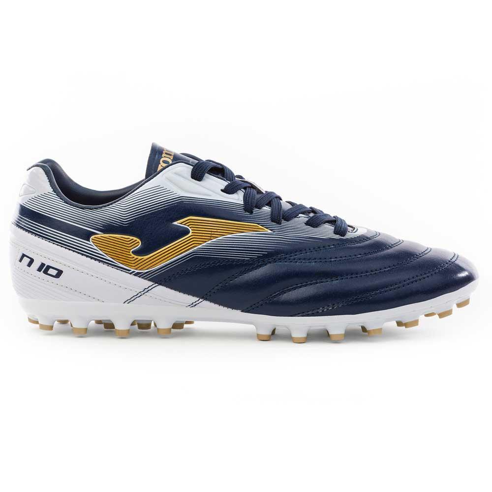 Joma Chaussures Football Numero-10 Ag EU 40 Navy / White