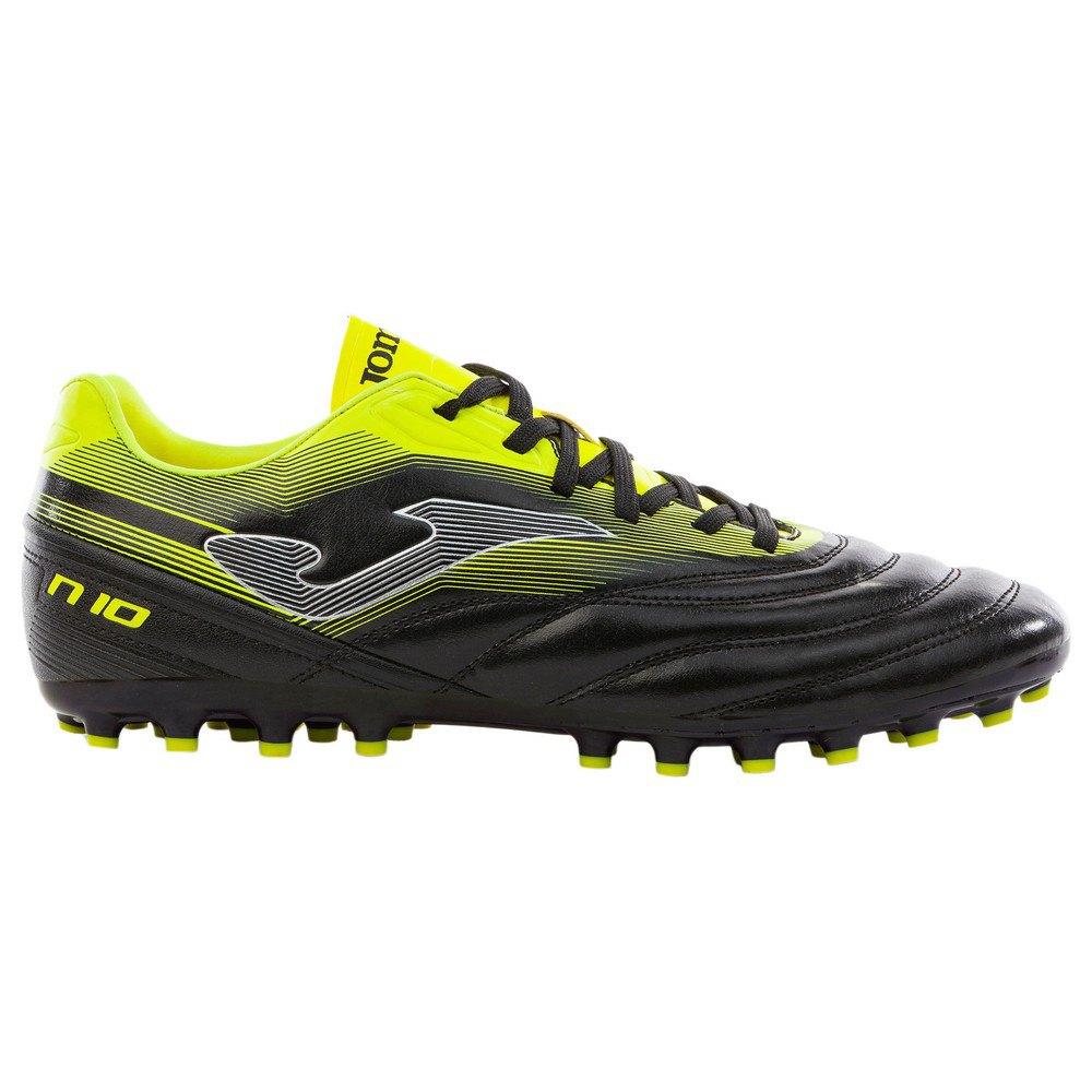Joma Chaussures Football Numero-10 Ag EU 40 Black / Lemon