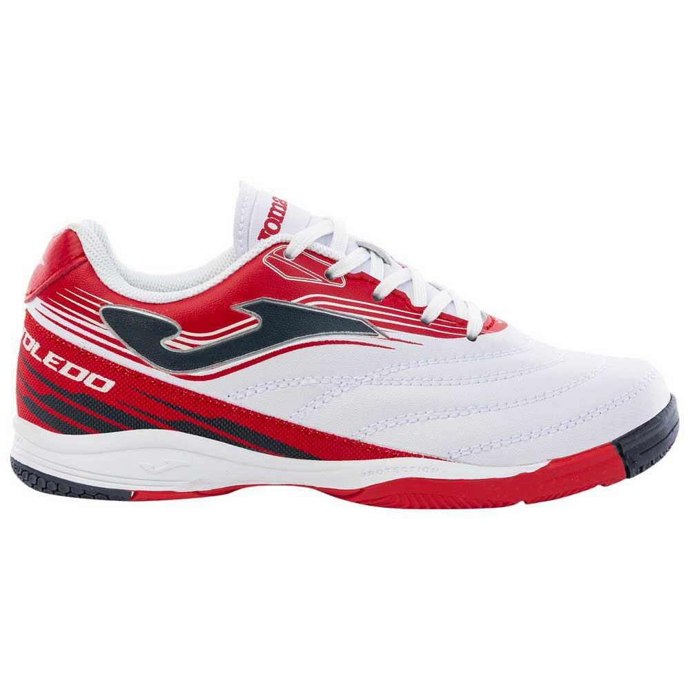 Joma Chaussures Football Salle Toledo Ic EU 33 White / Red