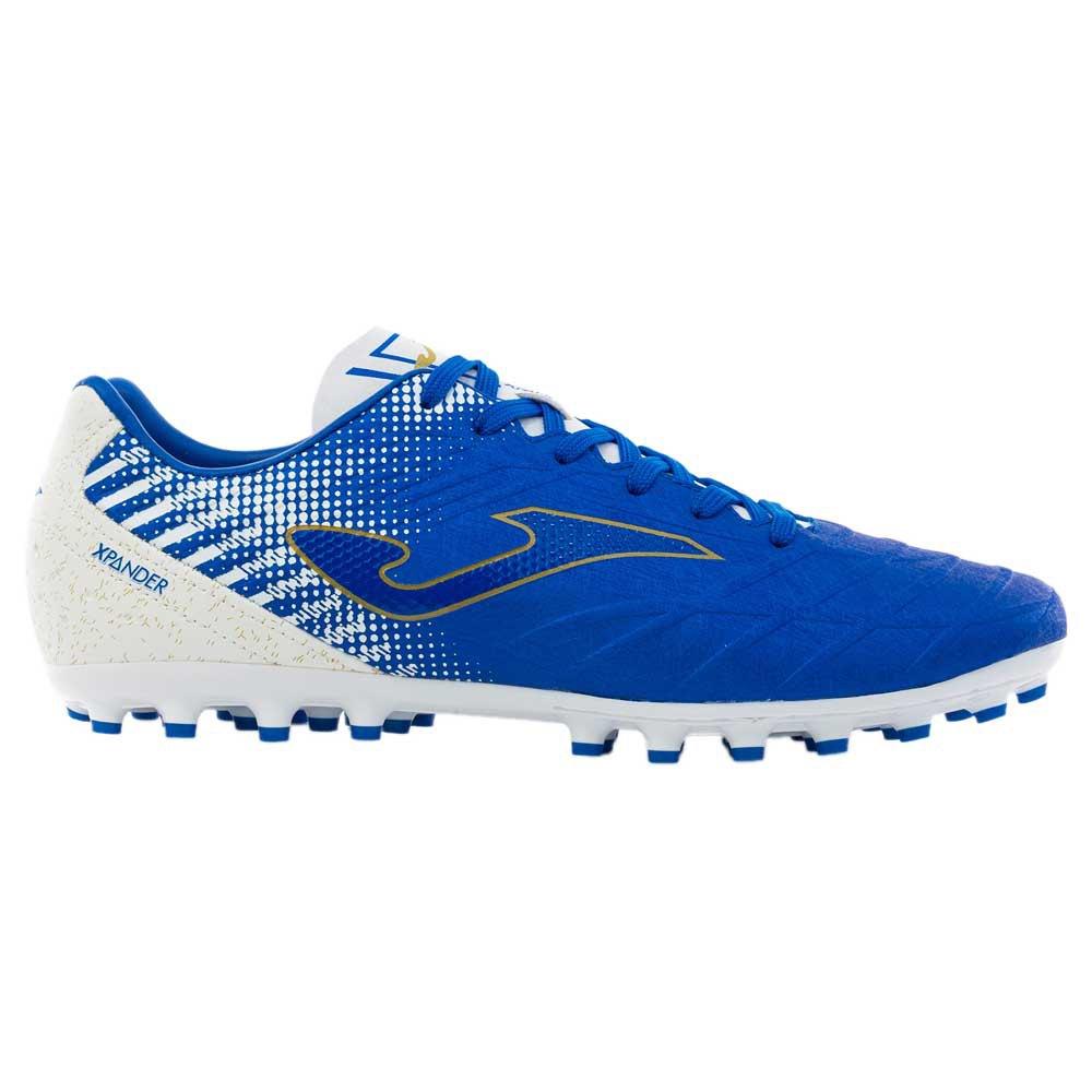 Joma Chaussures Football Xpander Ag EU 40 Royal / White