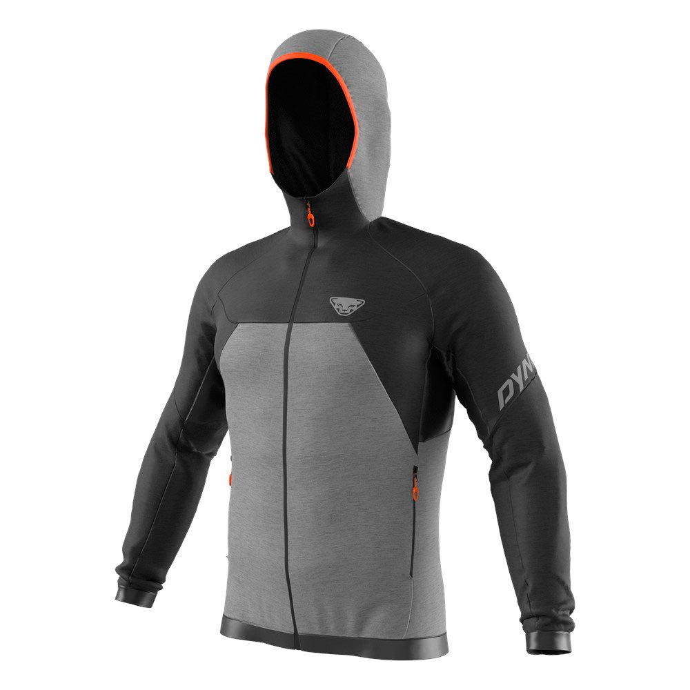 Dynafit Tour Wool Thermal XL Black Out / Quiet Shade