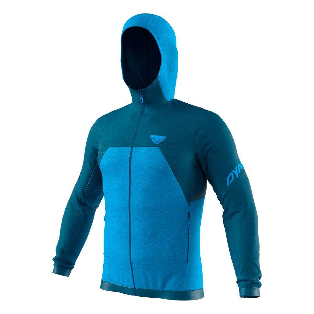 Dynafit Tour Wool Thermal XL Petrol / Light Blue