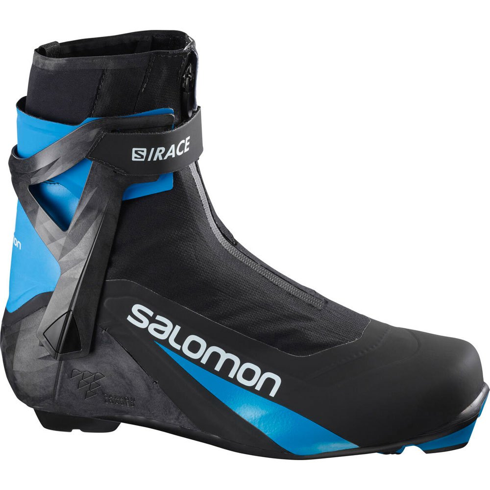 Salomon Chaussure Ski Nordique S/race Carbon Skate Prolink EU 46 2/3 Black / Blue