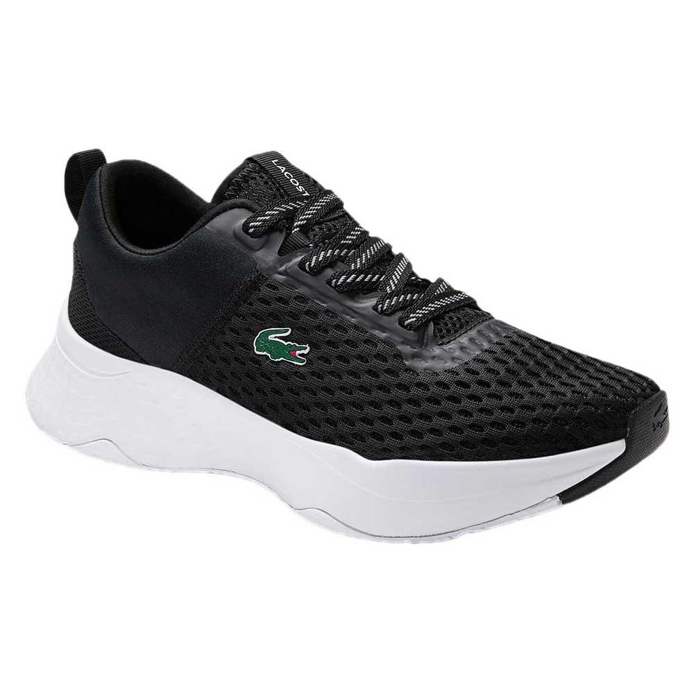 Lacoste Chaussures Court-drive Textile EU 36 Black / White