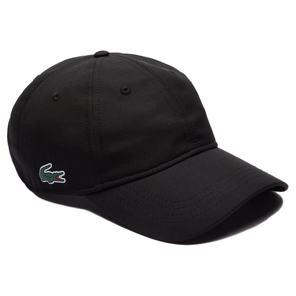 Lacoste Casquette Sport Lightweight One Size Black