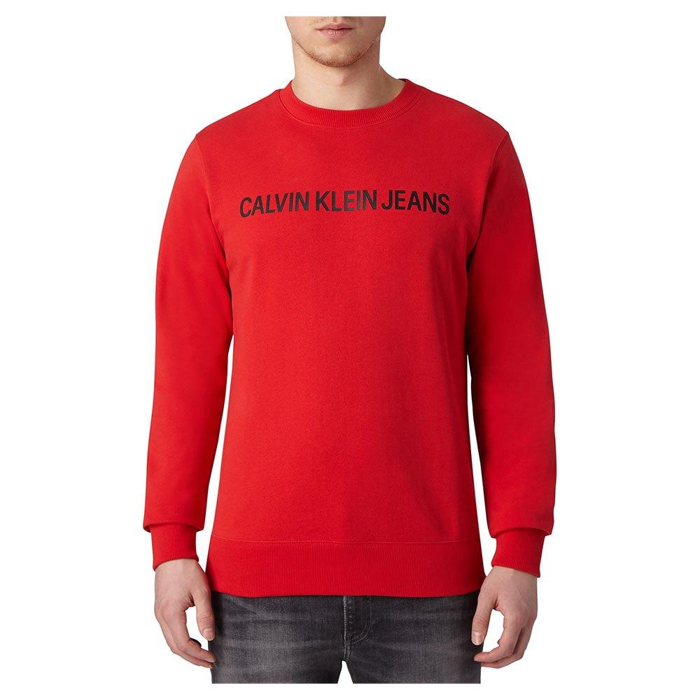 Calvin Klein Jeans Institutional Logo Regular XL Red Hot