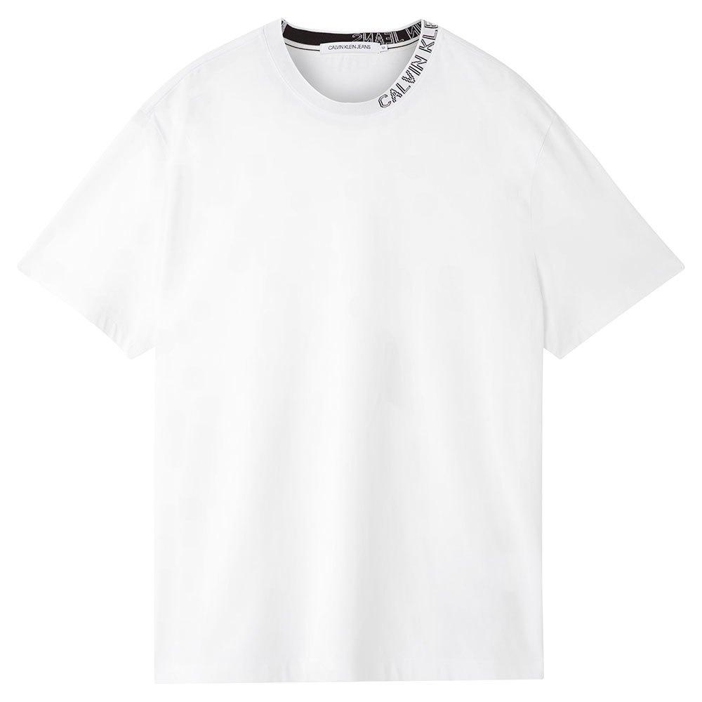 Calvin Klein Jeans Collar Intarsia M Bright White