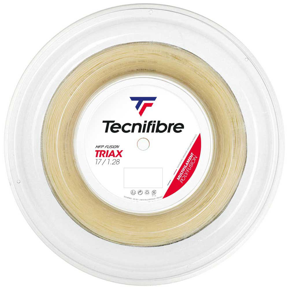 Tecnifibre Triax 200 M 1.33 mm Yellow