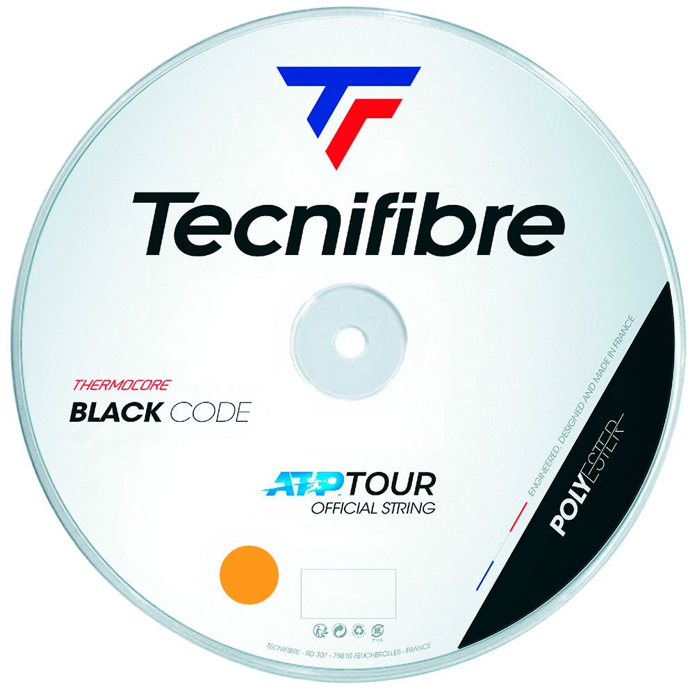 Tecnifibre Black Code 200 M 1.24 mm Fire