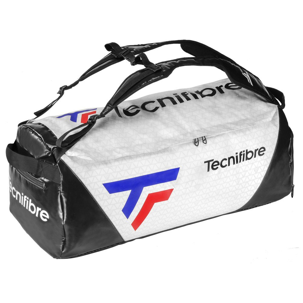 Tecnifibre Tour Endurance Rackpack L One Size White / Black
