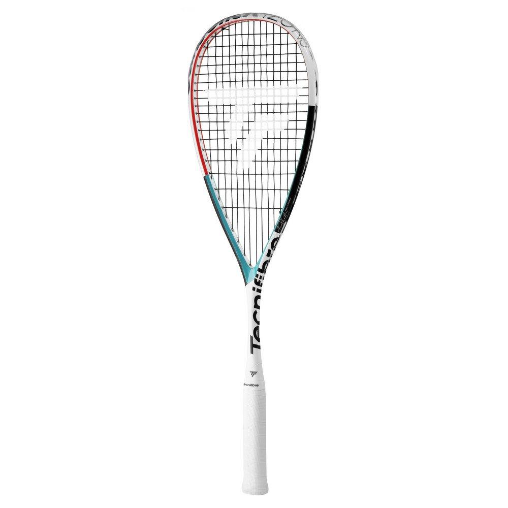 Tecnifibre Raquette Squash Carboflex Ns 125 Airshaft One Size White