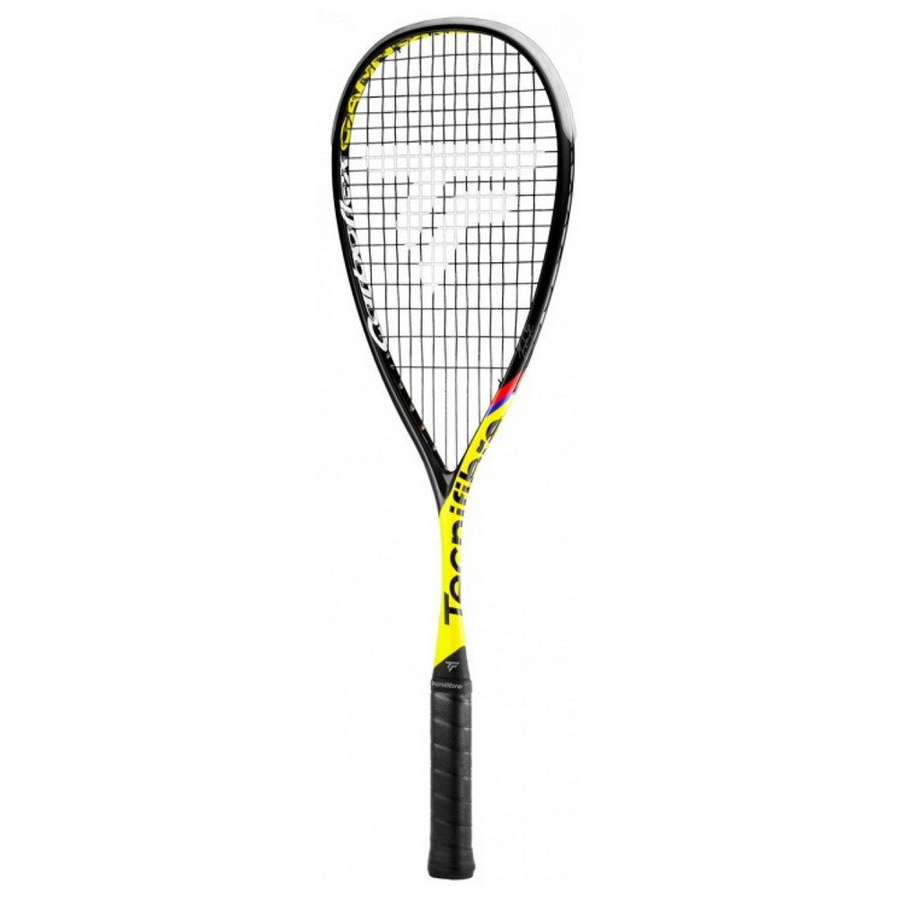 Tecnifibre Carboflex Cannonball One Size Black / Yellow