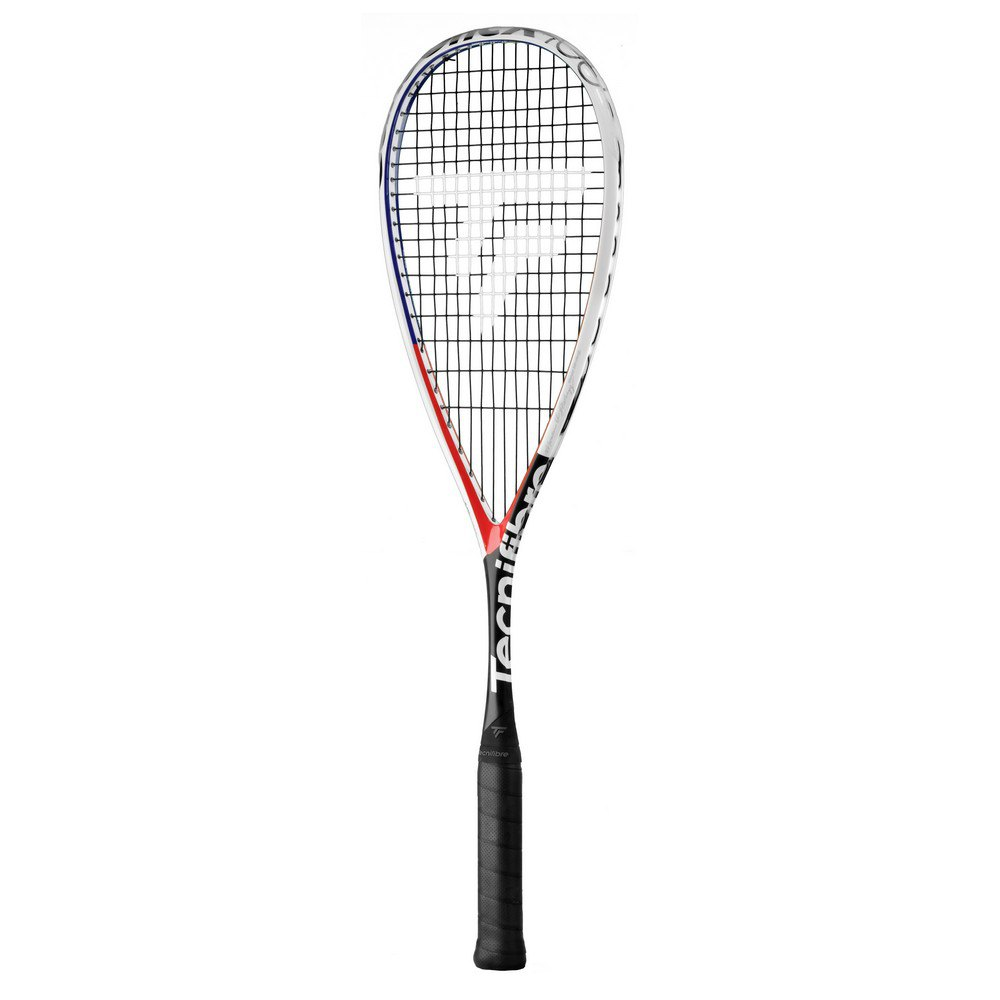 Tecnifibre Carboflex 130 Airshaft One Size Black / White