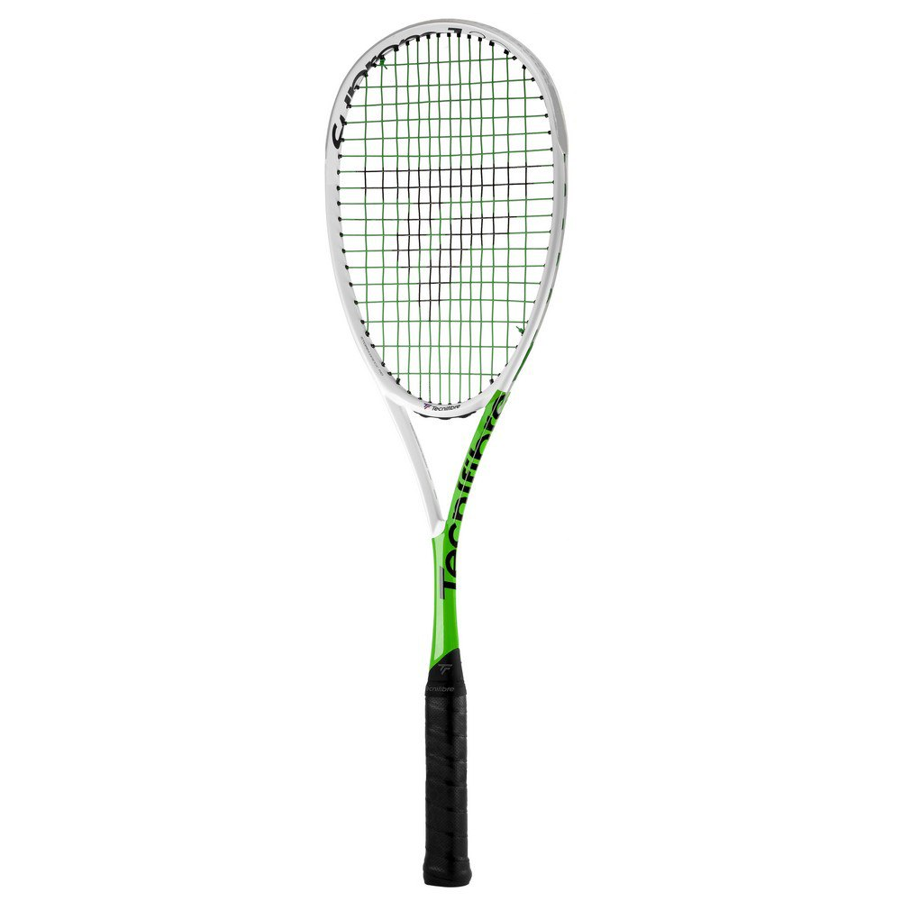 Tecnifibre Suprem 130 Curv One Size White / Green / Black