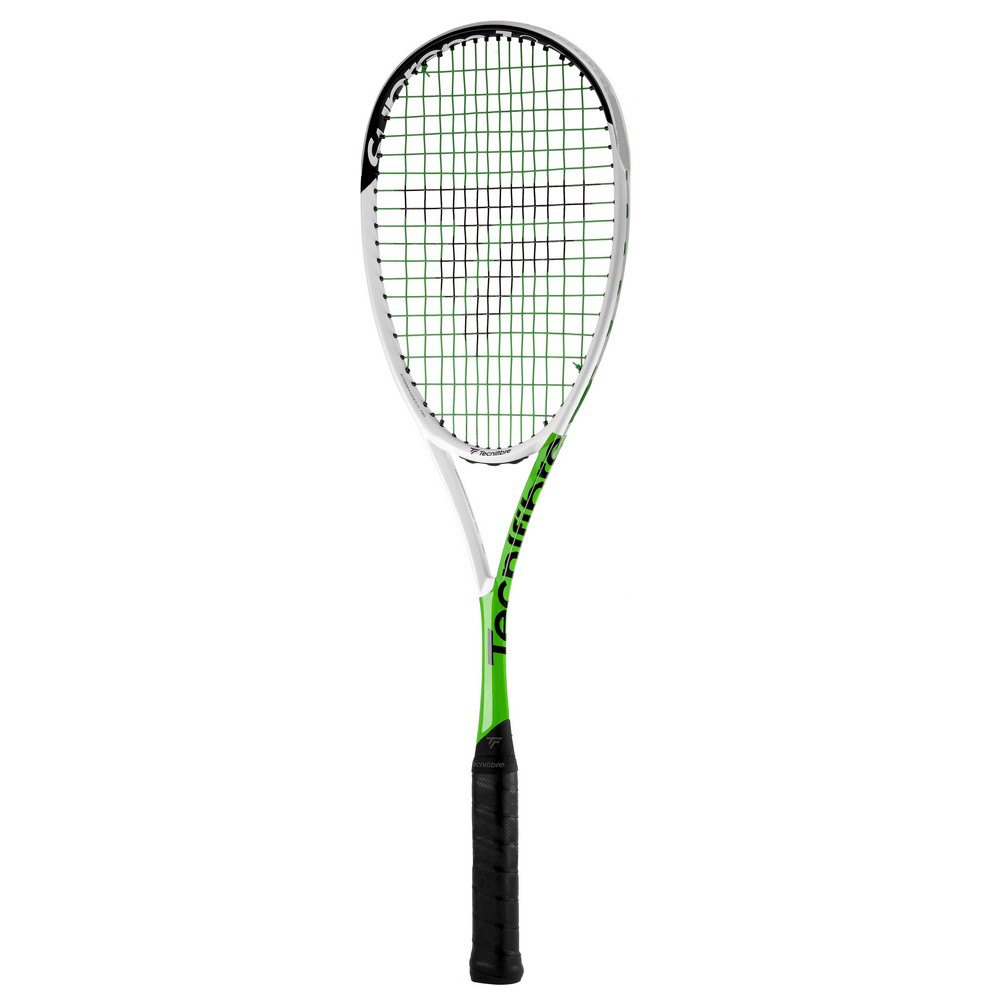 Tecnifibre Suprem 135 Curv One Size White / Green / Black