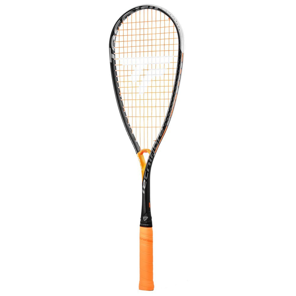 Tecnifibre Dynergy Apx 130 One Size Black / Orange