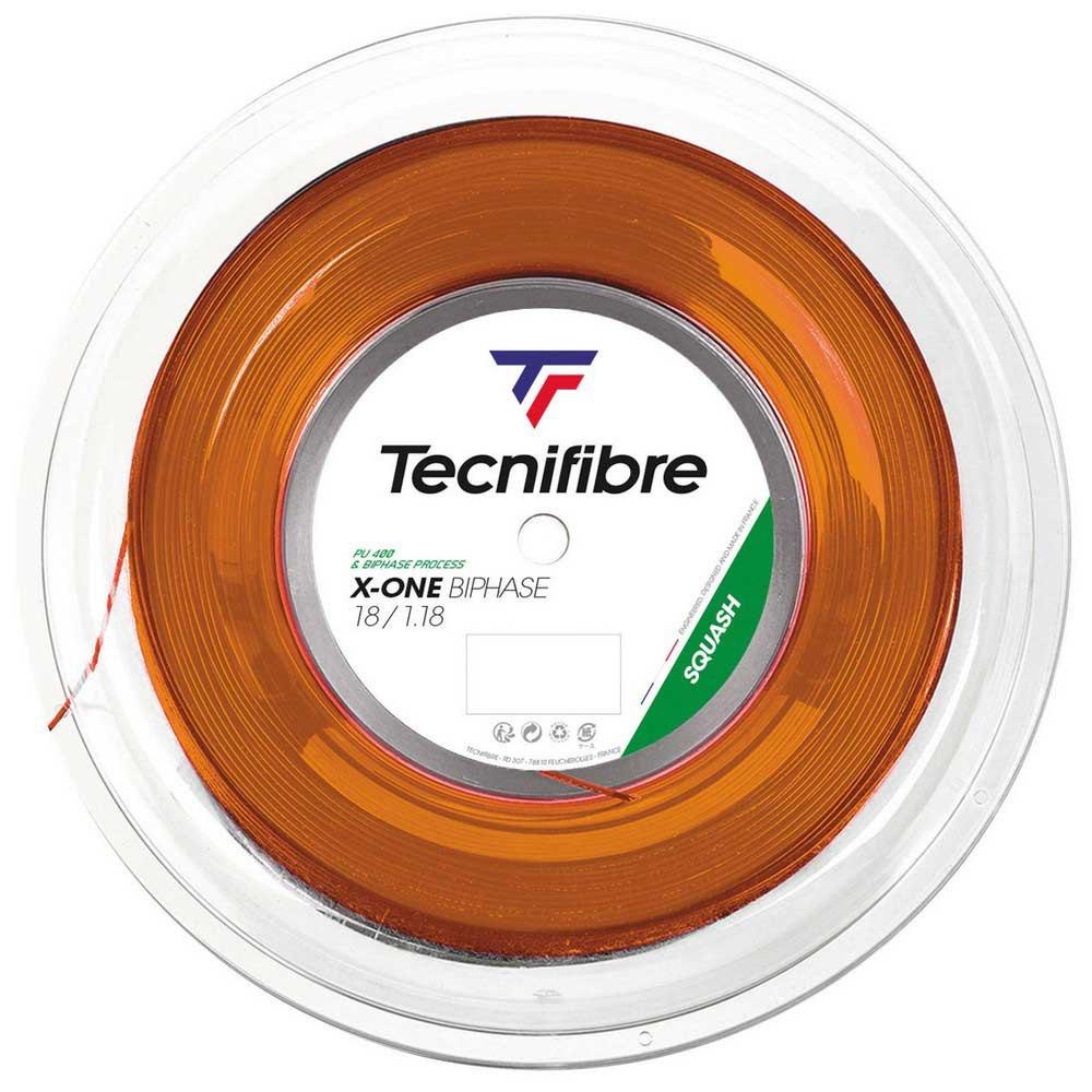 Tecnifibre X-one Biphase 200 M 1.18 mm Orange