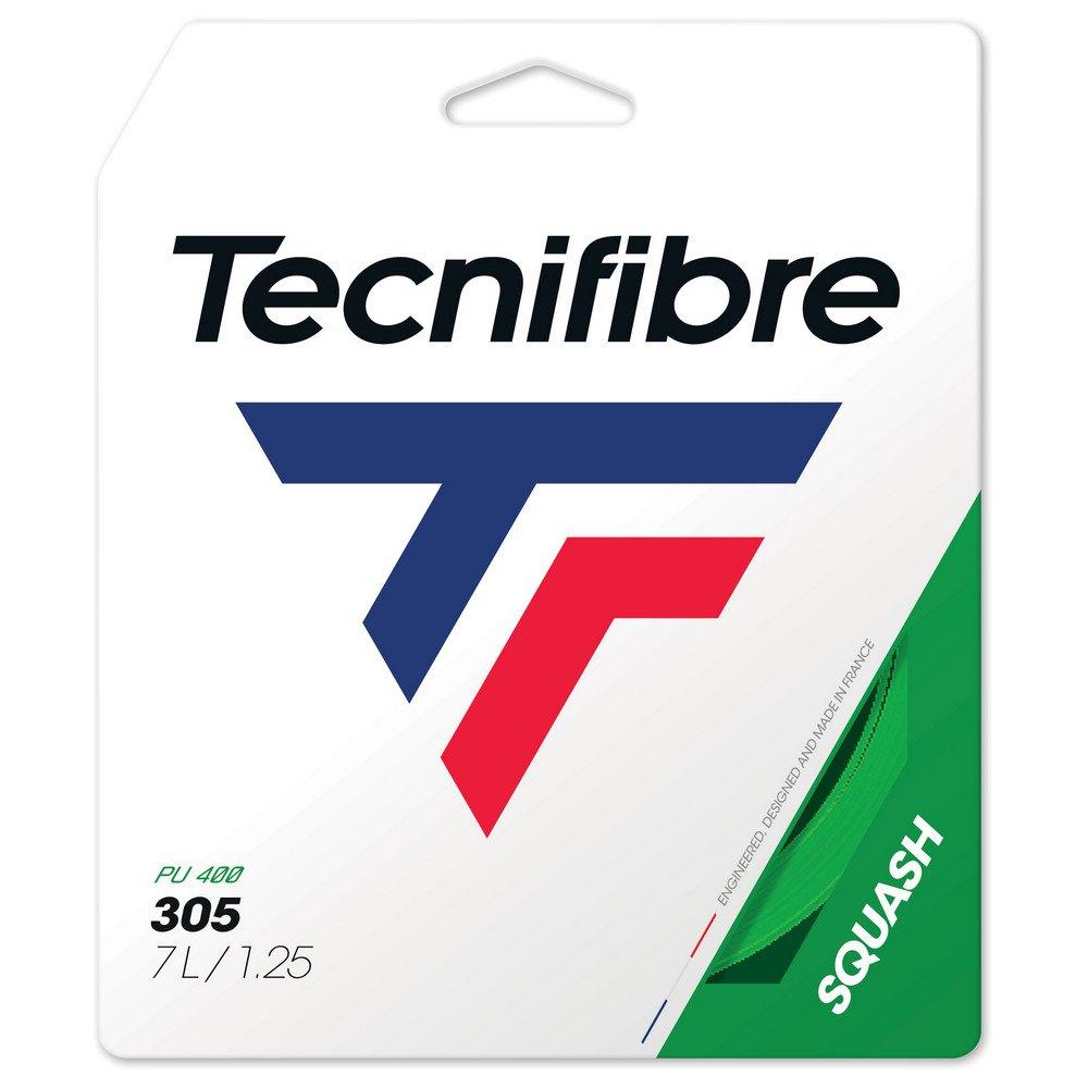 Tecnifibre 305 Squash 9.7 M 1.25 mm Green