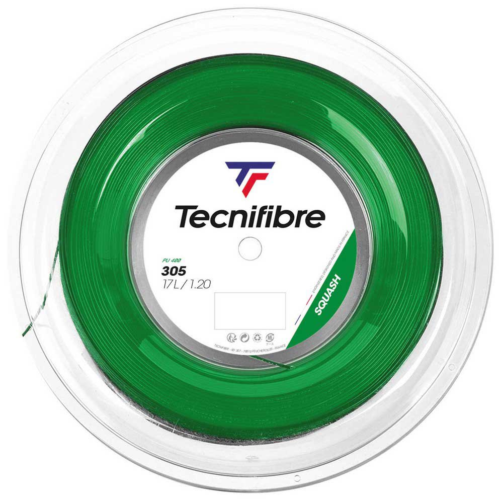 Tecnifibre 305 Squash 110 M 1.20 mm Green