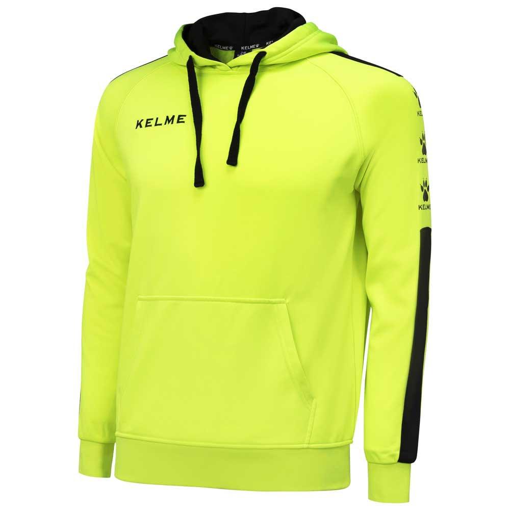 Kelme Sweat À Capuche Street XL Lime / Black