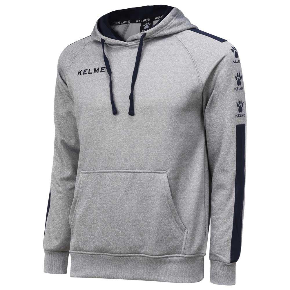 Kelme Sweat À Capuche Street XL Grey Melange