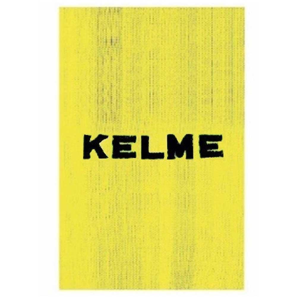 Kelme Chaussettes One EU 35-37 Yellow / Black