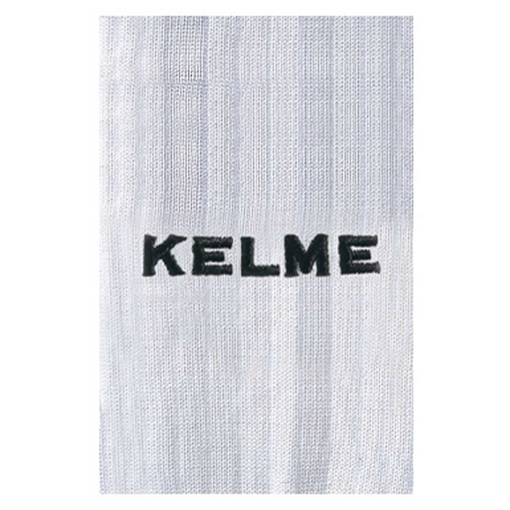 Kelme Chaussettes One EU 35-37 White / Black