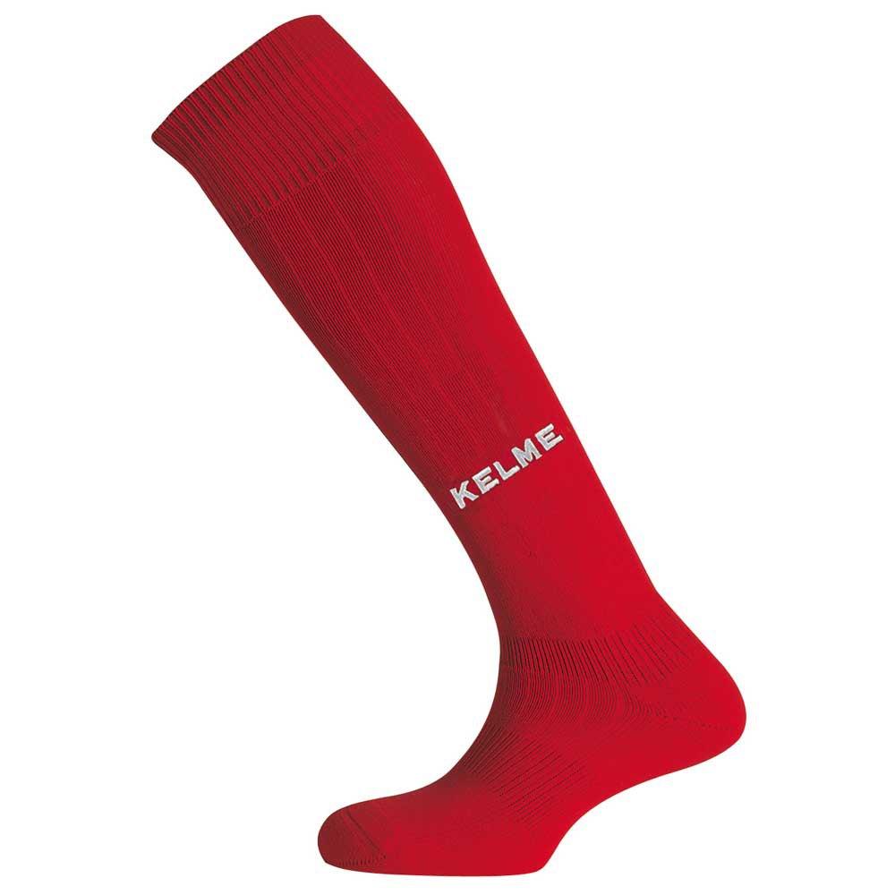 Kelme Chaussettes One EU 35-37 Red / White
