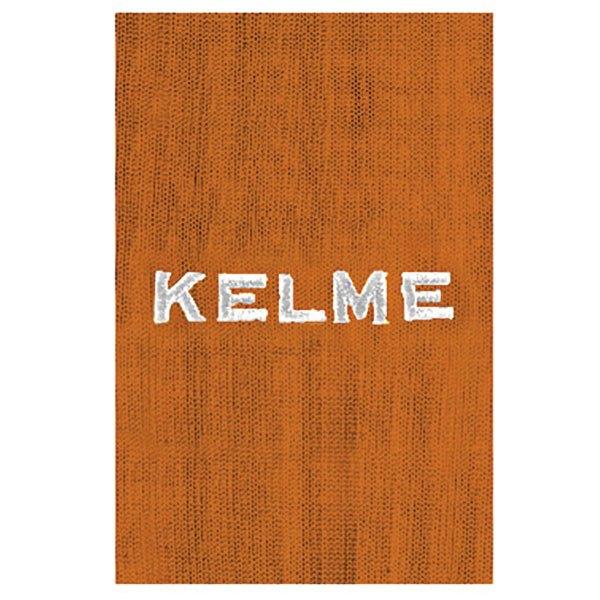 Kelme Chaussettes One EU 35-37 Orange / White