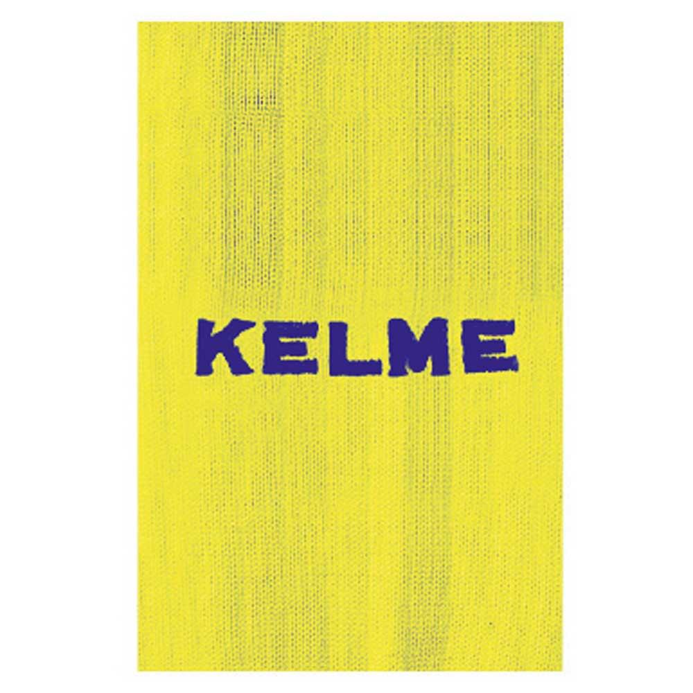 Kelme Chaussettes One EU 35-37 Yellow / Royal