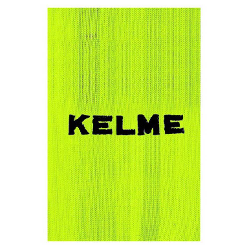 Kelme Chaussettes One EU 35-37 Lime / Black