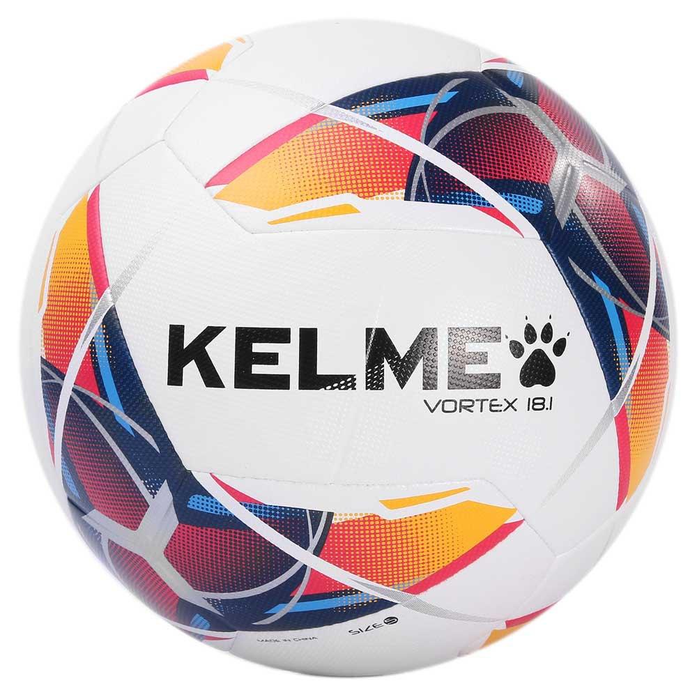 Kelme Ballon Football Silver 5 White / Red