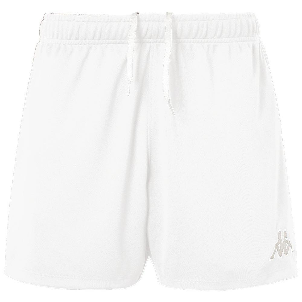 Kappa Short Sanremo XXL White