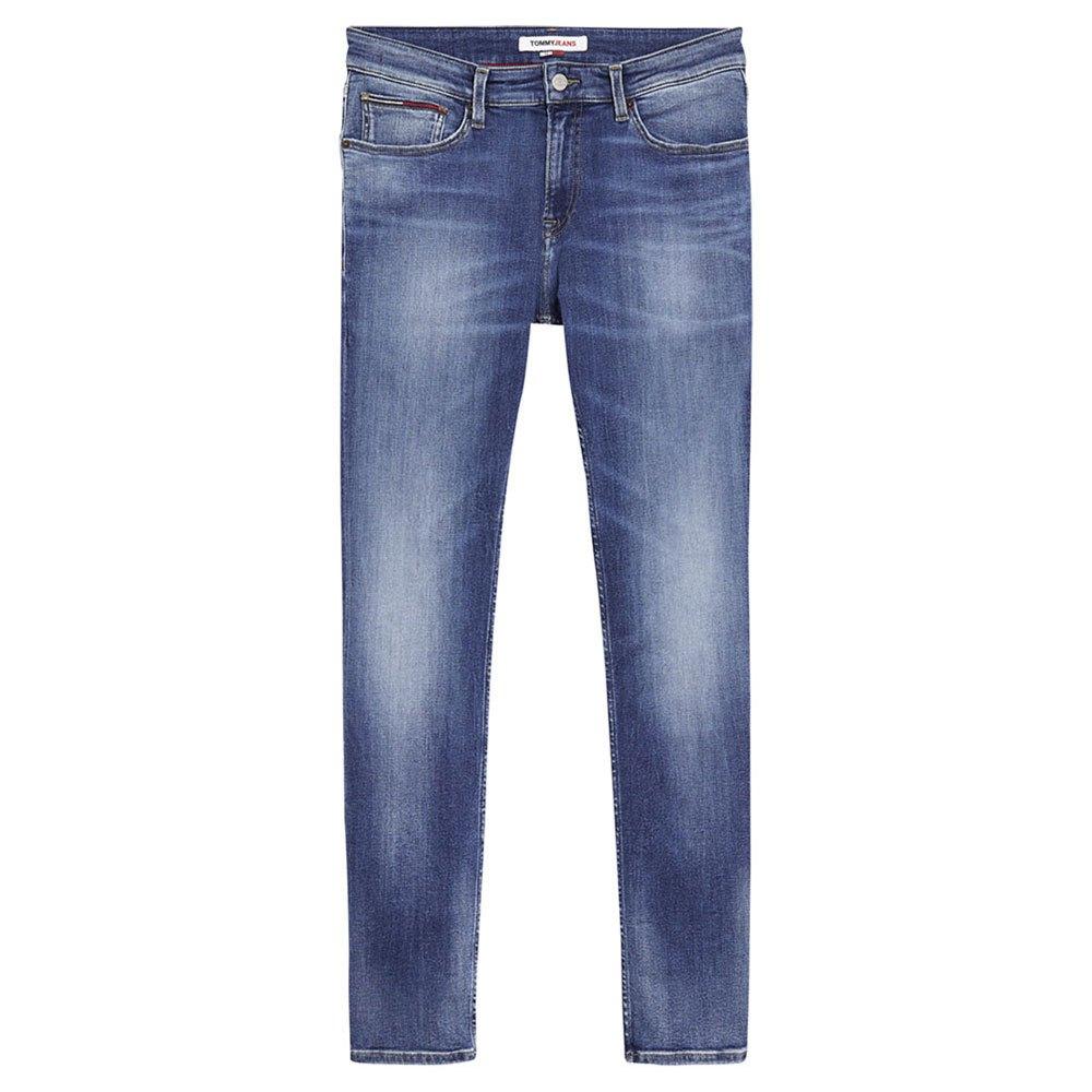 Tommy Jeans Scanton Slim 31 Queens Mid Blue Str