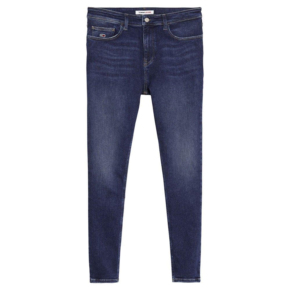 Tommy Jeans Super Skinny 30 Lund Dark Blue Str