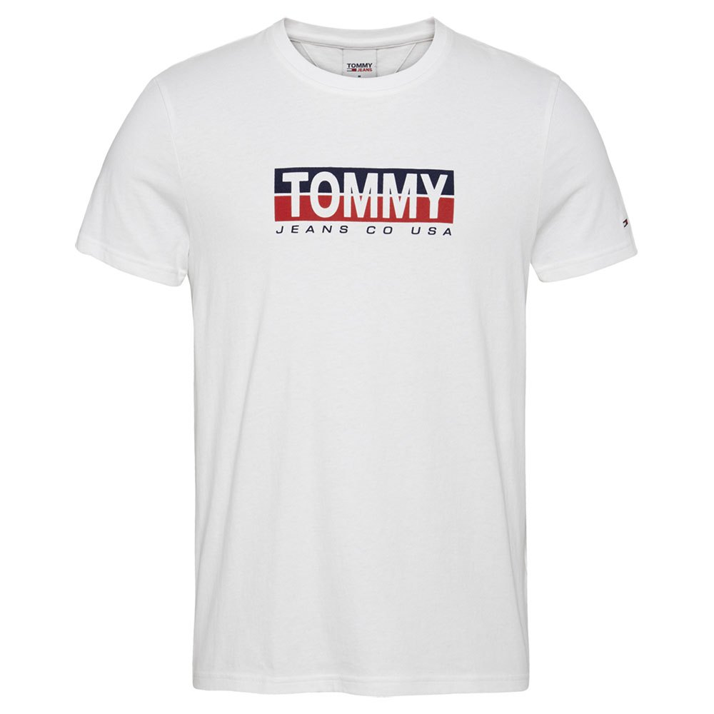Tommy Jeans Tommy Contrast Box XL White