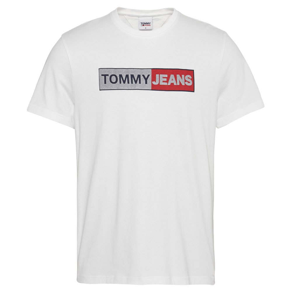 Tommy Jeans Metallic Graphic XL White