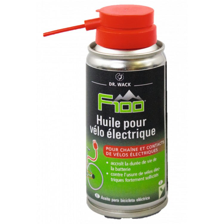 F100 E-bike Chain Oil Spray 100ml