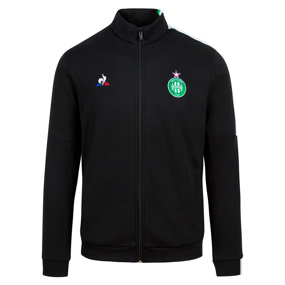 Le Coq Sportif Sweat-shirt As Saint Etienne 20/21 XS Black