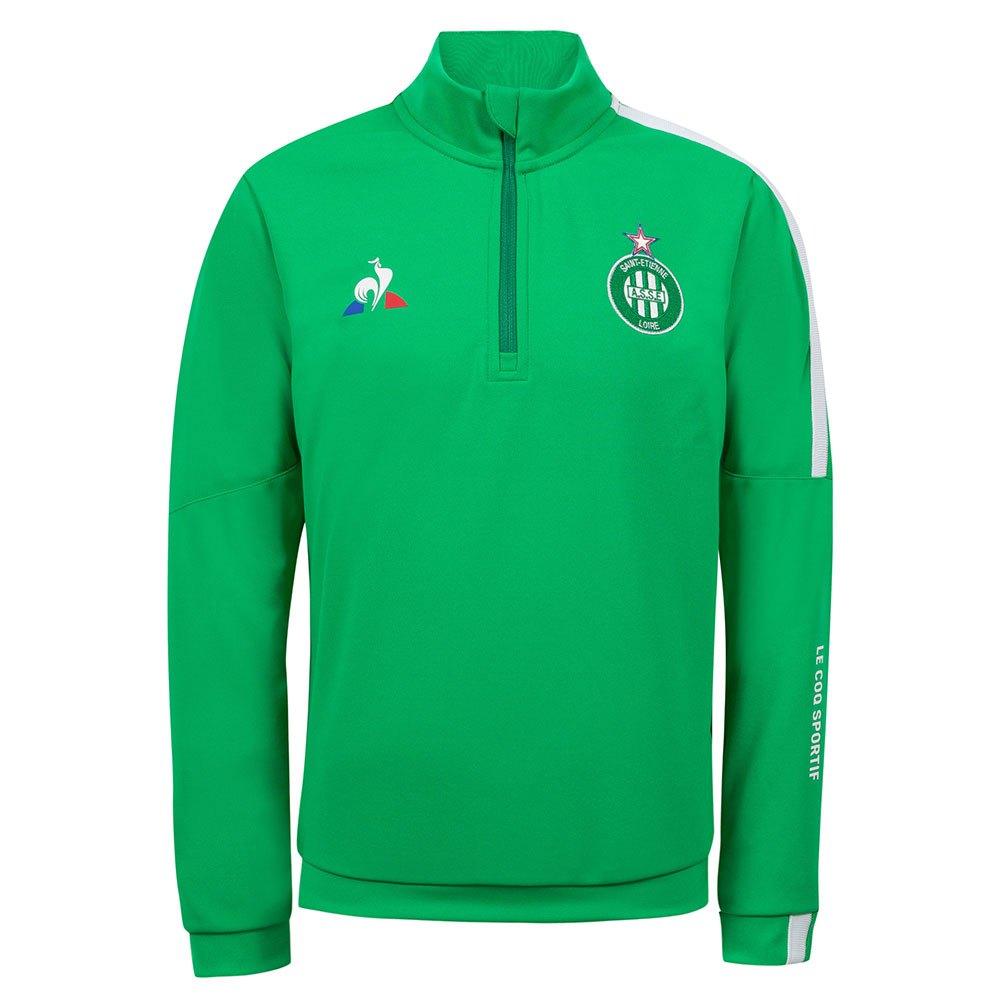 Le Coq Sportif Sweat-shirt As Saint Etienne Entraînement 20/21 Junior 10 Years St Etienne