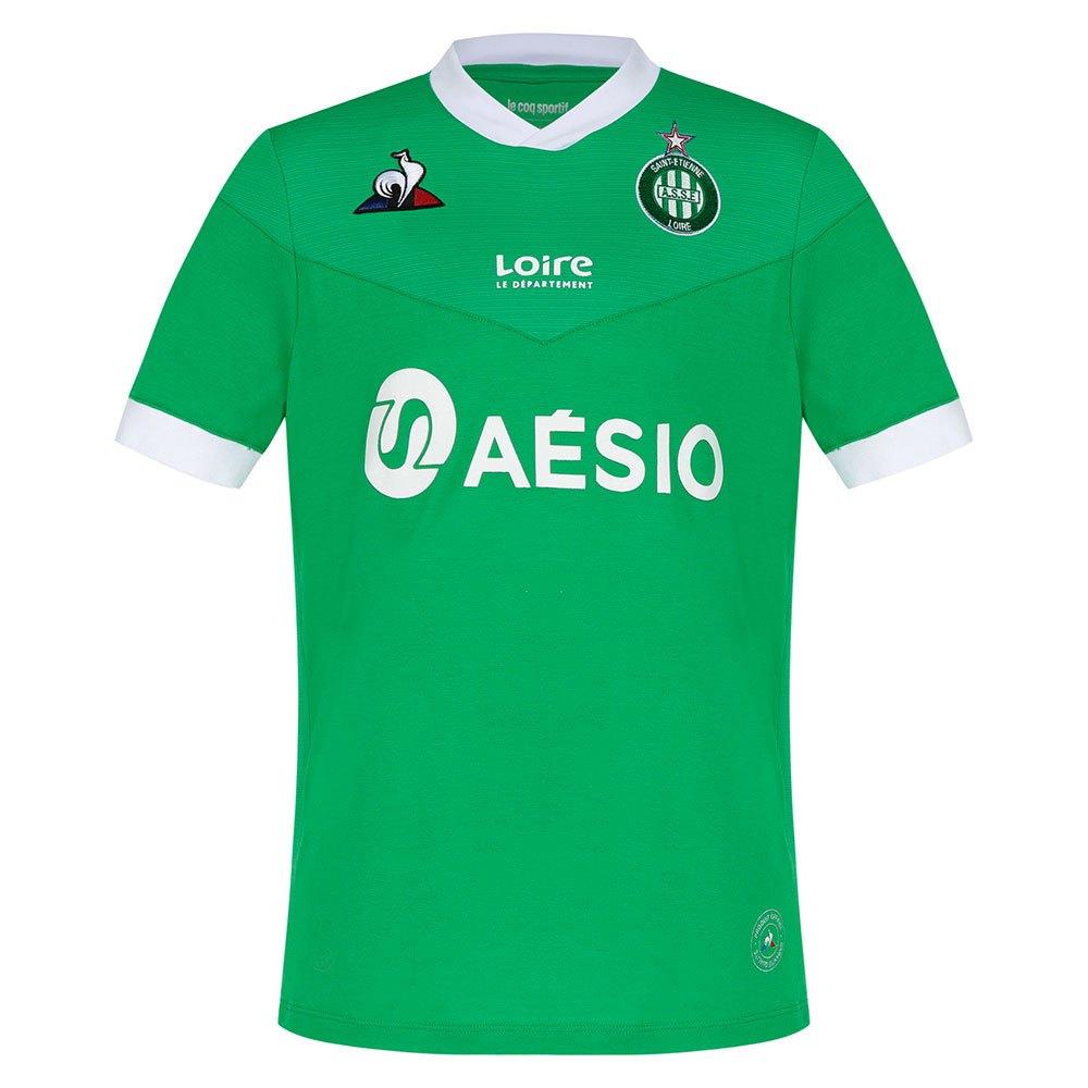 Le Coq Sportif T-shirt As Saint Etienne Domicile Replica 20/21 Junior 10 Years St Etienne