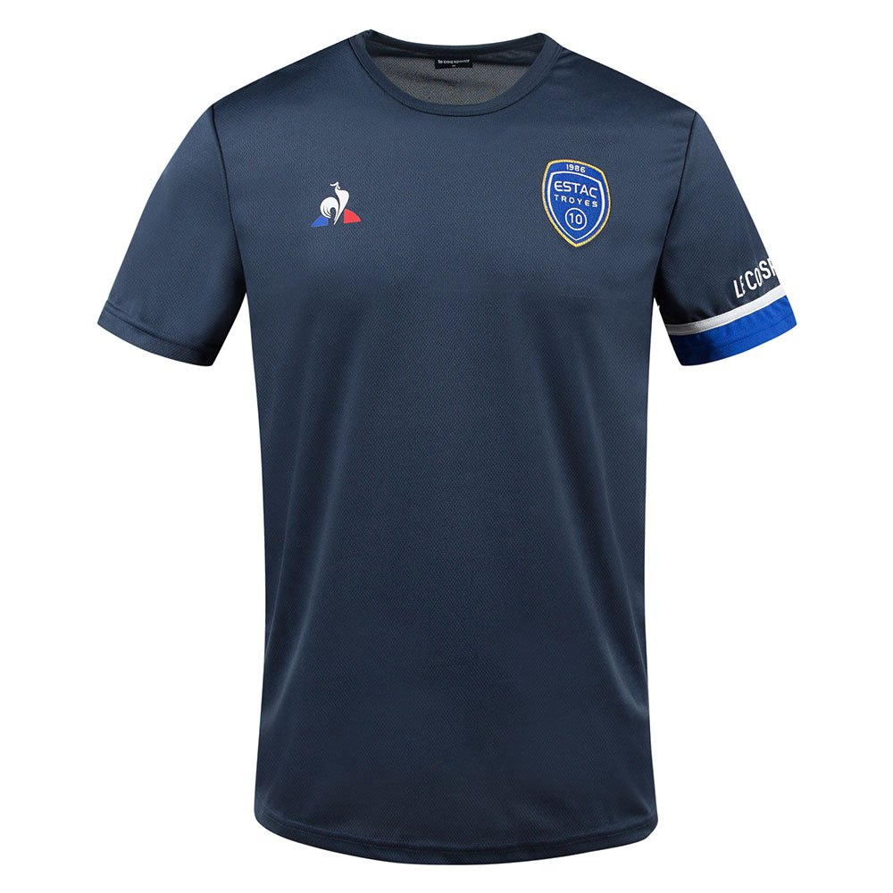 Le Coq Sportif Estac Troyes Training 20/21 S Dress Blues